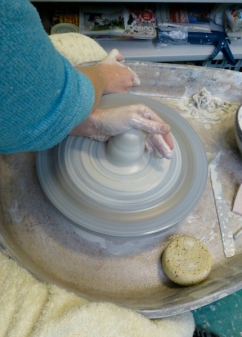 Servant Ceramics_Throwing Process h Centring