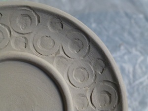 saucer, servant ceramics