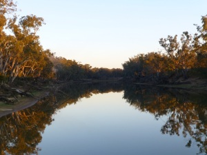The Murray River by Day