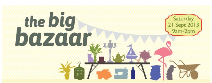 Big Bazaar banner