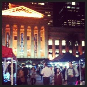 Brisstyle Twilight Market Aug 23 2013