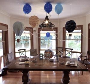S||C Baby Shower Balloon Theme 1