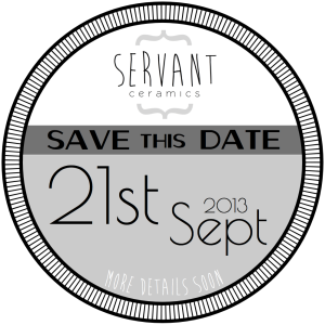 S||C save the date badge