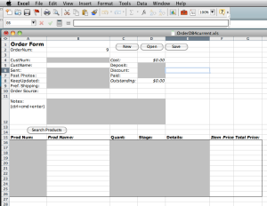 S||C Excel Spreadsheet Database 8 Oct 2013