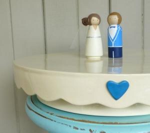 S||C Wedding Cake Stand J+Jb