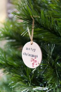 Servant ceramics merry christmas photography by rachel holloway