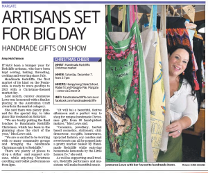 Artisans set for big day