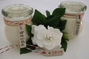 ServantCeramics_FlameTreeAromatics_bride groom love_soy candles