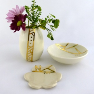 Servant Ceramics_ Gold grouping_web