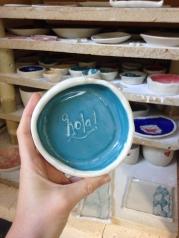 'Hola!' Dish