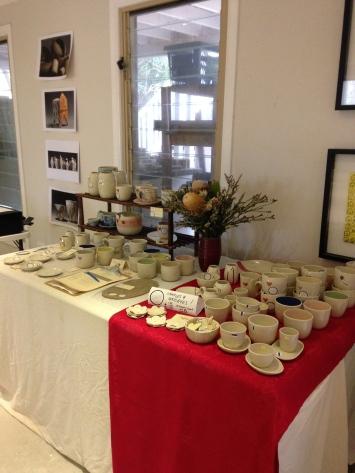 Some Servant Ceramics work
