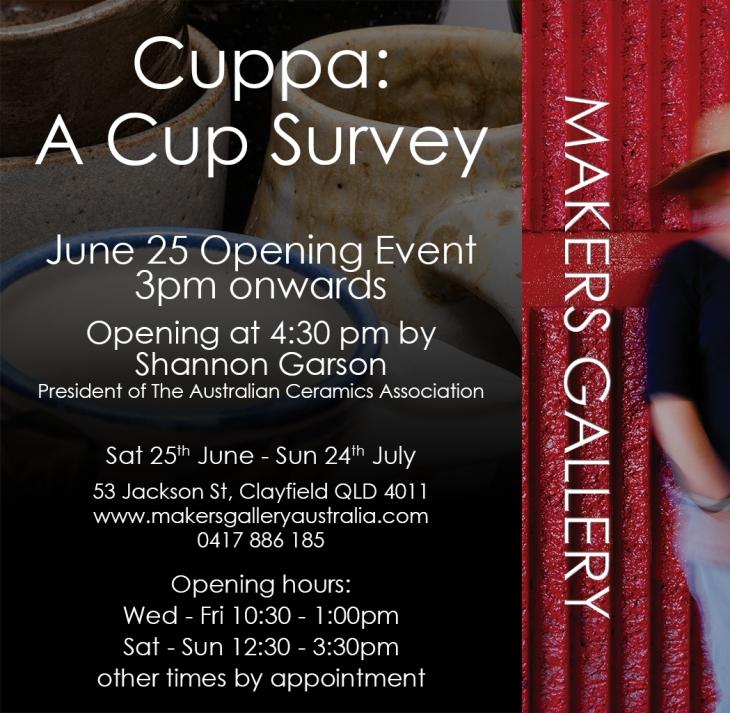 Cuppa - an Invitation