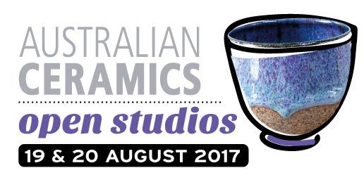2017 Australian Ceramics OpenStudios